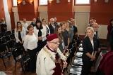 Inauguracja roku akademickiego w Kujawskiej Wyższej Szkole we Włocławku [zdjęcia]