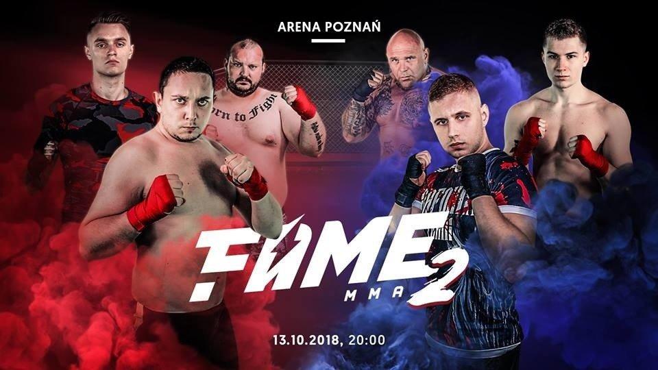 Fame MMA 2. Wyniki walk na żywo. Komplet wyników. Kto ...