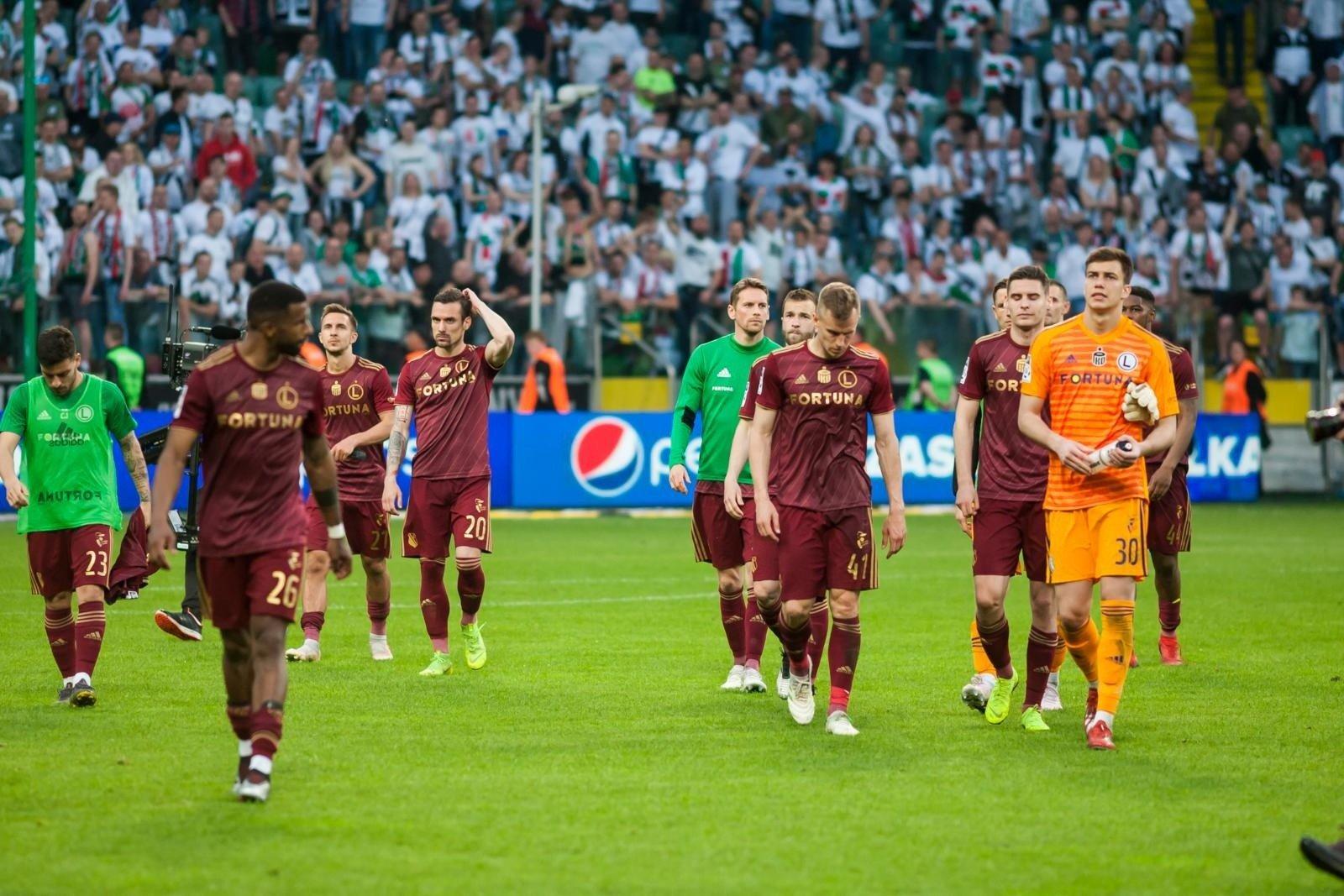 206743b4b Liga Europy: Legia Warszawa poznała rywala w I rundzie. Wicemistrz ...