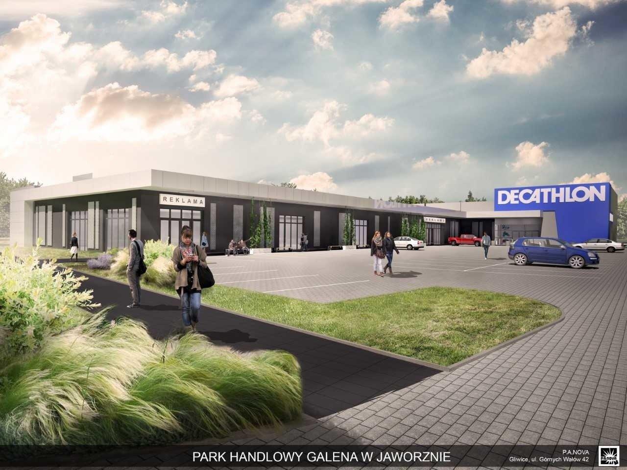 81f255aa98 P.A. Nova wybuduje nową galerię handlową w Jaworznie. Będzie ...