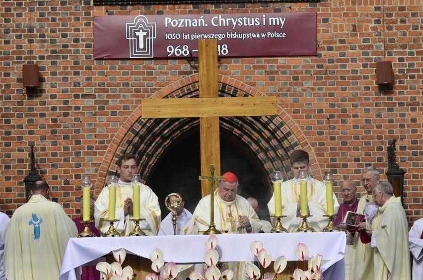 """1050 lat pierwszego biskupstwa w Polsce: """"Gender nie ma..."""