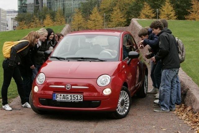Nowy Fiat 500 ma szanse stać się autem kultowym