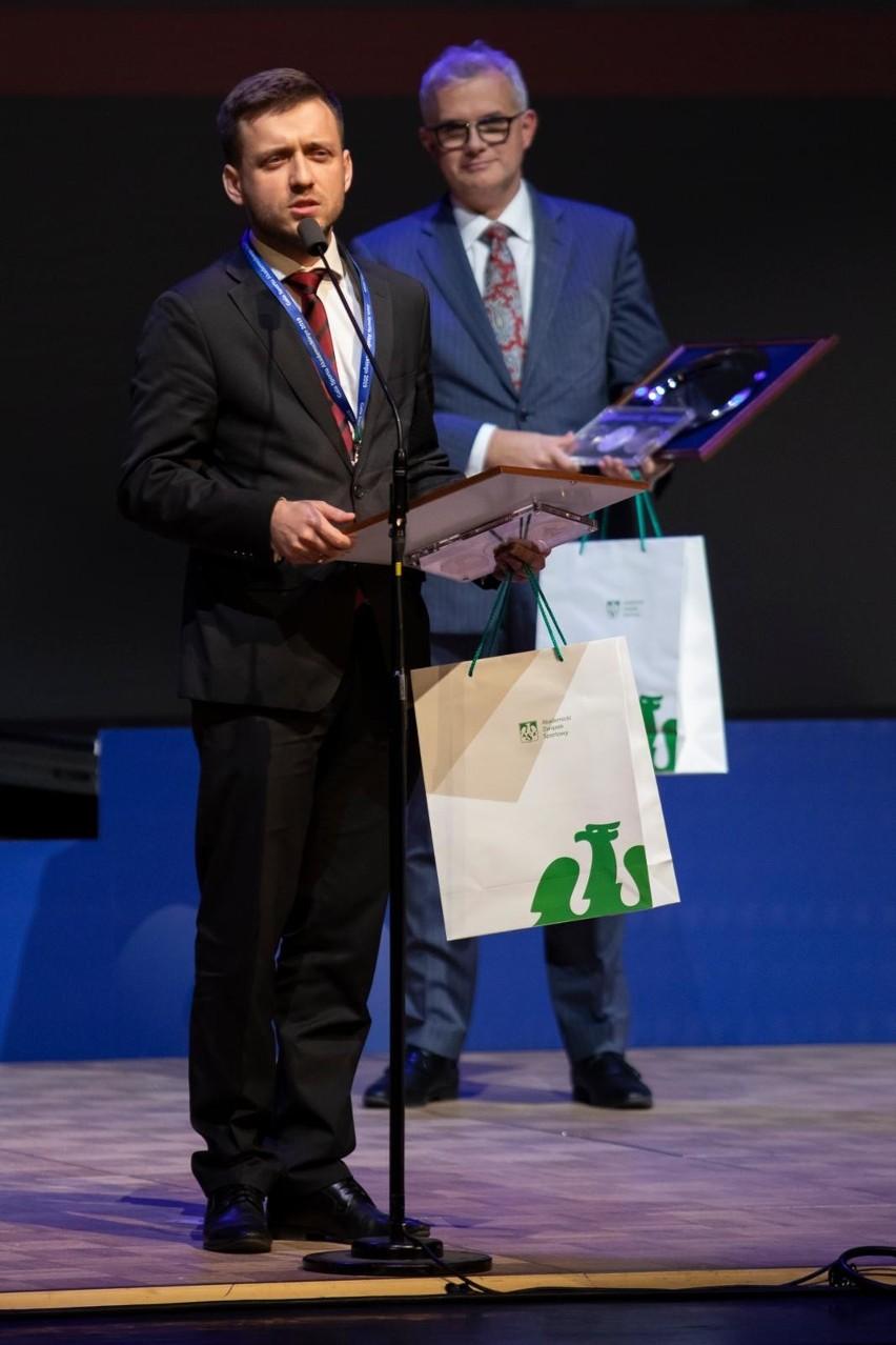 W czwartek (24.10) w Bydgoszczy odbyła się Gala Sportu...