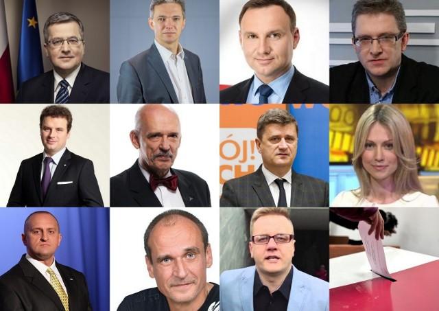 W czwartek 26 marca o godzinie 24 minął termin zgłaszania kandydatów na prezydenta Polski. Listy poparcia z minimum 100 tysiącami podpisów złożyło 11 komitetów. Zobacz sylwetki kandydatów na kolejnych zdjęciach.