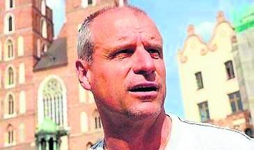 W maju ubiegłego roku Cezary Tobollik odwiedził Polskę. Był w Krakowie pierwszy raz od 17 lat.