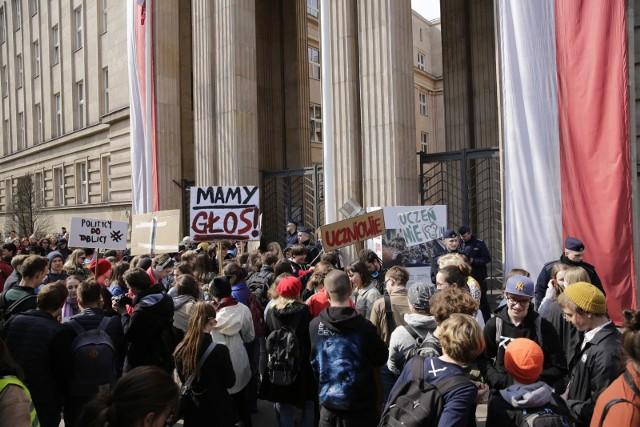 Ogólnopolski Międzyszkolny Komitet Strajkowy: Będziemy klasyfikować uczniów