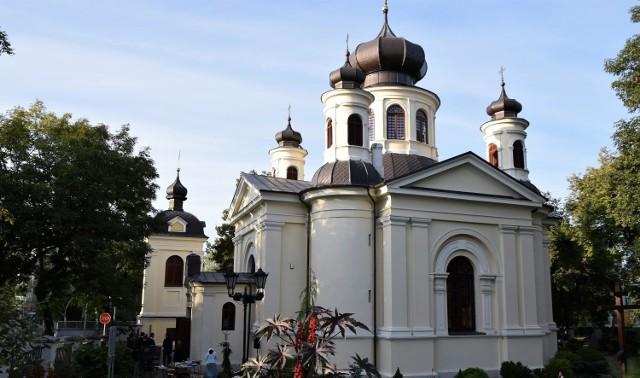 Cerkiew konkatedralna pod wezwaniem św. Jana Teologa w Chełmie – prawosławna cerkiew konkatedralna i parafialna w Chełmie.Świątynia została wybudowana w latach 1846–1852.