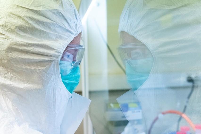 Tym razem województwo śląskie znalazło się na drugim miejscu. Najwięcej zakażonych koronawirusem odnotowano w województwie małopolskim.