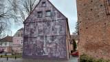 Zielona Góra. Mural, który przywołuje dramatyczne wydarzenia z 1960 roku. Robi wrażenie... Zobacz!