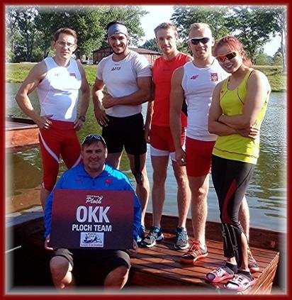 96039a6dd Kajakarstwo. Marek Ploch, trener chińskich mistrzów olimpijskich ...