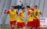 Zdjęcia z meczu Korony Kielce z GKS Bełchatów. Gospodarze wygrali na Suzuki Arenie 3:0