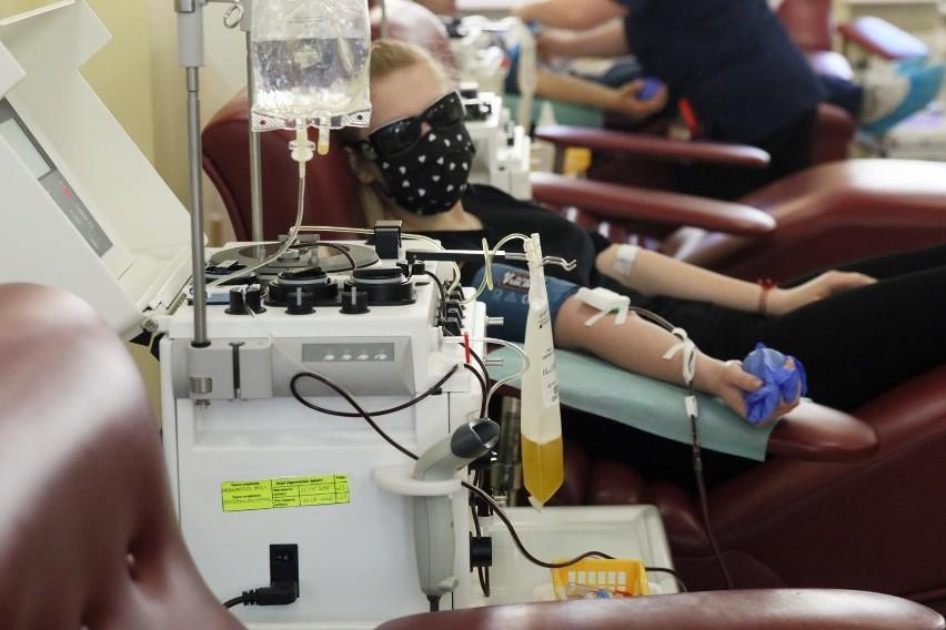 Płacenie dawcom osocza krwi jest możliwe m.in. w  Austrii,...