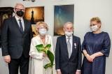 Przeżyli ze sobą 50 lat. Małżeństwa z Jasła uhonorowane złotymi medalami od prezydenta RP