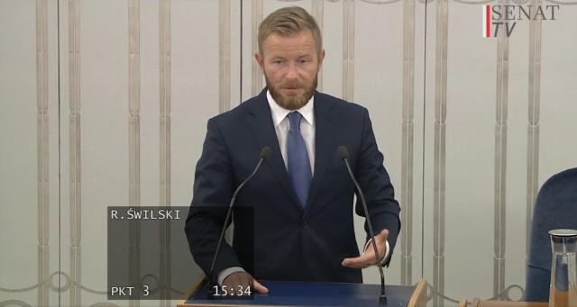 Senator Ryszard Świlski