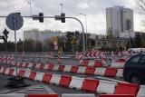 Uwaga, kierowcy! Możecie spodziewać się utrudnień na drodze w okolicy Lidla na ul. Krzywoustego i na moście Rocha