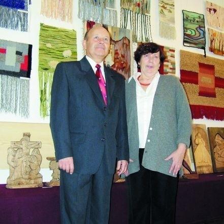 Ryszard Matuszewski i Teresa Matuszelańska to zgodny duet. Może dzięki podobieństwu w nazwisku...