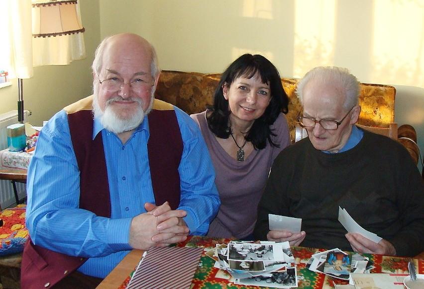 Aleksandra Kacprzak, Roger i Henryk Lamparski