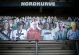 """""""Papierowi kibice"""" zajęli miejsca na stadionie Borussii M'Gladbach [ZDJĘCIA]"""