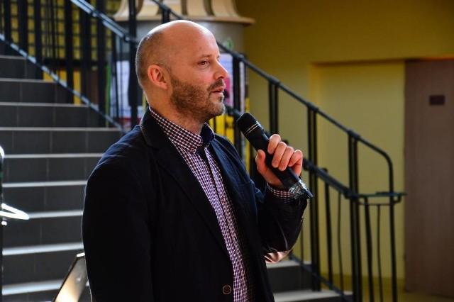 Edward Mazur, dyrektor Zespołu Szkół Ogólnokształcących w Bytowie zrezygnował z szefowania placówką.