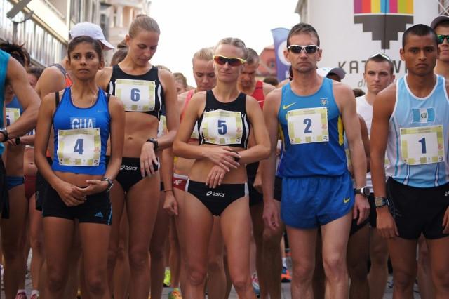 III Międzynarodowe Zawody w Chodzie Sportowym w Katowicach