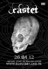 Węglowa. Punk koncert: Castet, Koyaanisqatsi, Anemia 77
