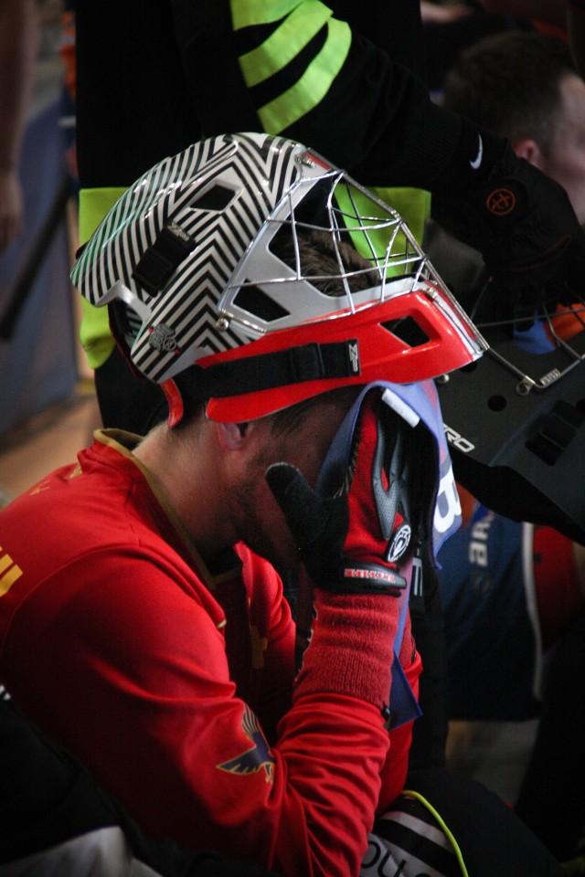 Sanoczanie nie sprostali utytułowanej Szarotce w meczach o brązowy medal.
