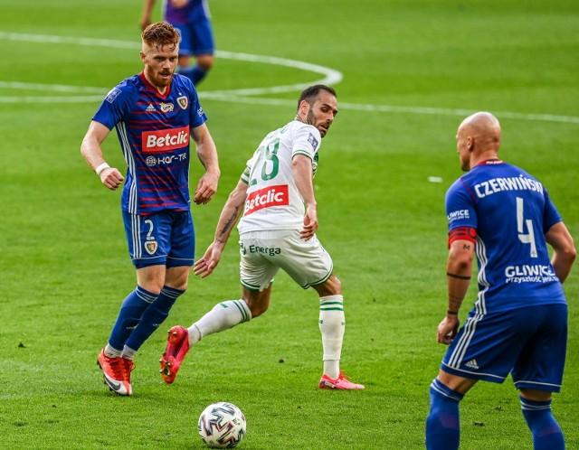 Flavio Paixao mimo 35 lat jest najskuteczniejszym piłkarzem Lechii Gdańsk w tym sezonie. W ekstraklasie zdobył 14 bramek
