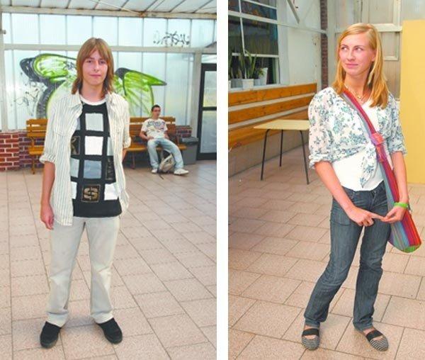 0157caf735 Rewia mody zapanowała na szkolnych korytarzach