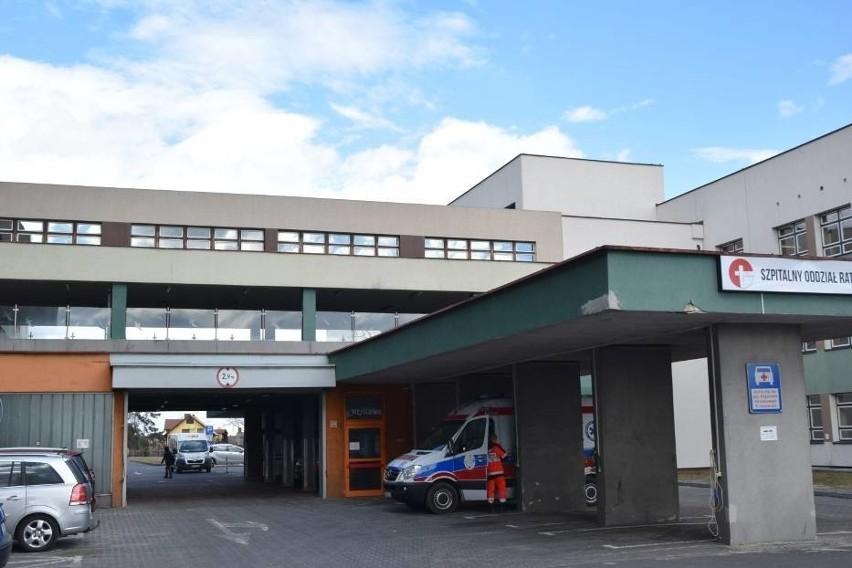 Szpitalny oddział Ratunkowy w Rybniku zamknięty z powodu podejrzenia koronawirusa