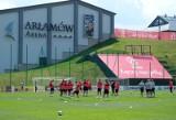 Przed reprezentantami Polski przebywającymi w Arłamowie wewnętrzna gra, po której mogą zapaść ostateczne decyzje w sprawie kadry na mundial