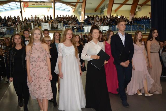 Ostrołęka. Święto patrona w II LO im. C.K. Norwida