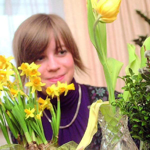 - Wielkanoc przypada w tym roku wcześnie, ale to zawsze bardzo wiosenne święta - mówi Ania Robakowska