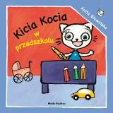 Książka dla dzieci: Kicia Kocia w przedszkolu