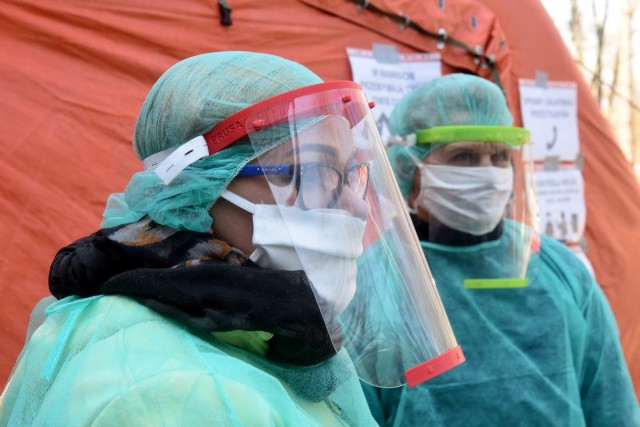 Dwóch gorzowian jest zakażonych koronawirusem. To stan na środę 25 marca, godz. 15.00.