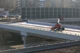 Przebudowa trasy DK 94 w Sosnowcu się przedłuży. Wykonawca nie zakończy inwestycji w tym roku. Trasa i wiadukty będą przejezdne