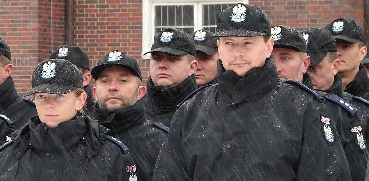 W skład kontyngentu kosowskiego wchodzą między innymi: antyterroryści, policjanci z oddziałów prewencji, lekarz, psycholog a także specjaliści do spraw informatyki, łączności i transportu.
