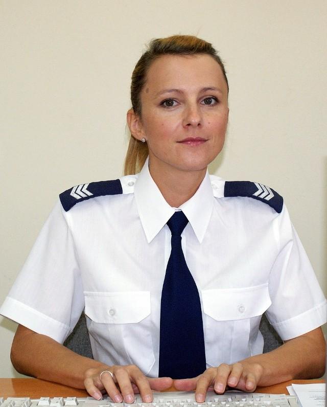 Aby zagłosować na sierż. sztab. Katarzynę Grelę wyślij SMS o treści POLICJANT.16 na numer 7155 (koszt 1.23 zł z VAT)