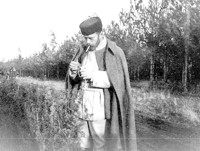 Ostatni papieros cara Mikołaja II w Białowieży?