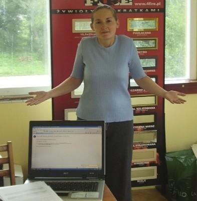 -Od miesiąca dzwonię do Netii. Wielokrotnie przełączano mnie od konsultanta do konsultanta - mówi Joanna Szabłowska.