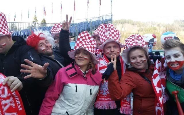 Tysiące kibiców przyjechało do Wisły na Puchar Świata
