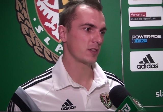 Peter Grajciar podpisał kontrakt ze Śląskiem Wrocław