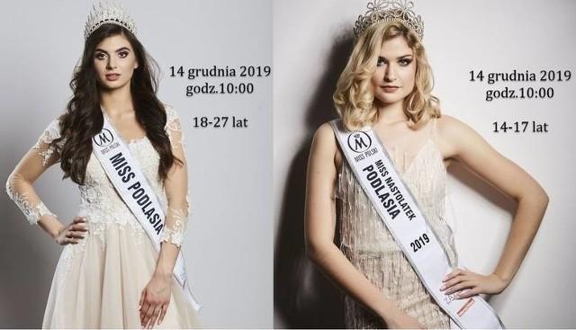 Casting Miss i Mister Podlasia 2020. Ty też możesz zostać Miss Podlasia lub Misterem Podlasia!