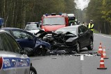 Po wypadku pod Chróstnikiem droga krajowa nr 3 Legnica - Lubin przejezdna (ZDJĘCIA)