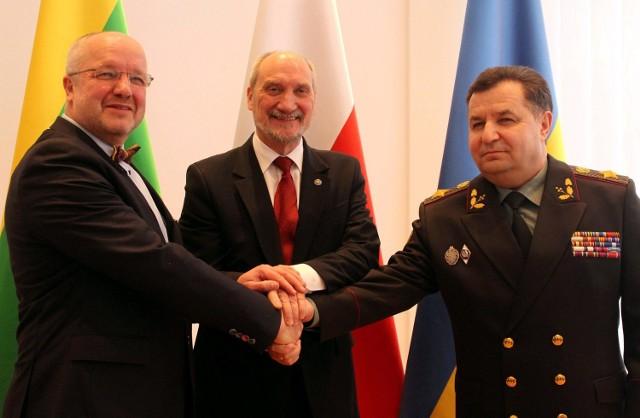 Antoni Macierewicz w Lublinie