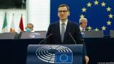 Debata w PE. Morawiecki: Polska przestrzega zasad Unii, nie da się zastraszyć