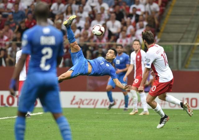 Eran Zahavi to gracz skuteczny, ale też niepokorny. W 2017 roku za rzucenie kapitańskiej opaski w geście zdenerwowania był nawet wykluczony z kadry.