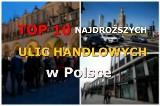 Najdroższe ulice handlowe w Polsce. W pierwszej dziesiątce jest ulica z Poznania! [TOP 10]