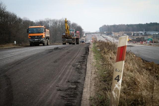 Sygnał naszej Czytelniczki przekazaliśmy inwestorowi, czyli Generalnej Dyrekcji Dróg Krajowych i Autostrad.