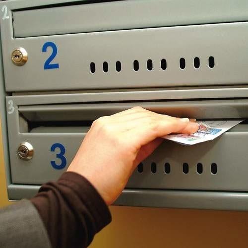 Złodzieje podmieniają rachunki w skrzynkach pocztowych.