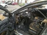 Spłonęło auto na Nadodrzu. Wcześniej miasto odmówiło montażu kamer